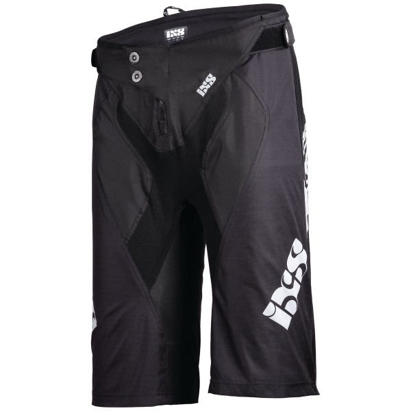 Race shorts black