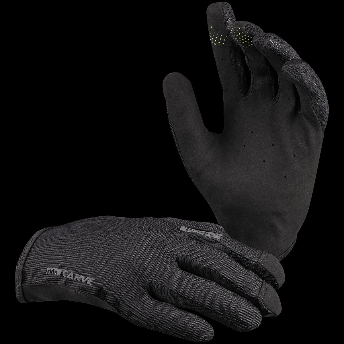 Unisex S Blau IXS Carve Gloves Ocean S Handschuhe Erwachsene