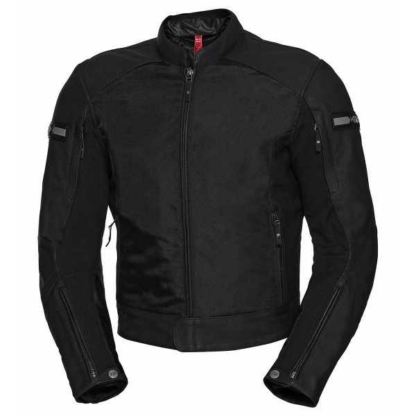 Jacket Tour LT ST black