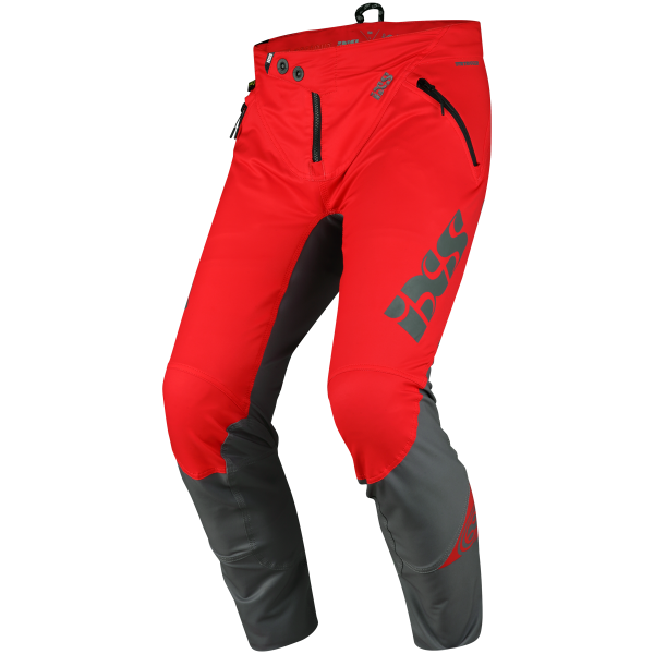 Trigger Pants rot-graphit