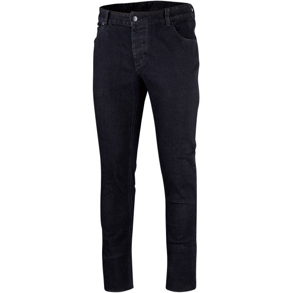 Nugget denim pants black