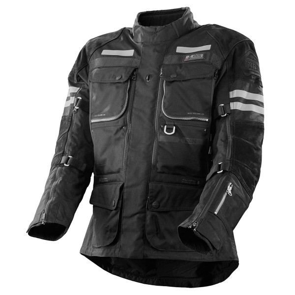 Jacket Tour LT Montevideo-ST black