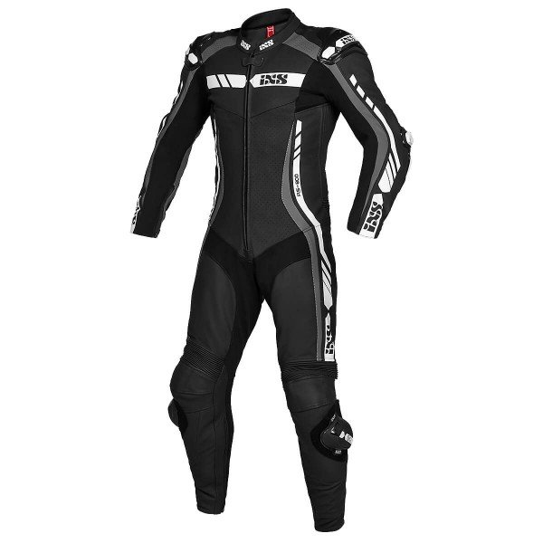 Sports LD Suit RS-800 1.0 1pc black-grey-white