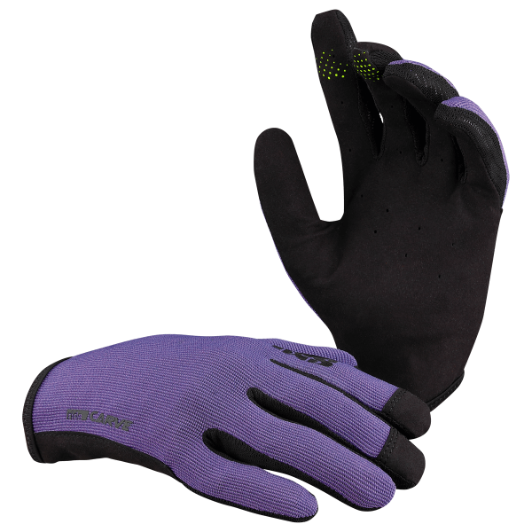 Carve Women Gloves grape