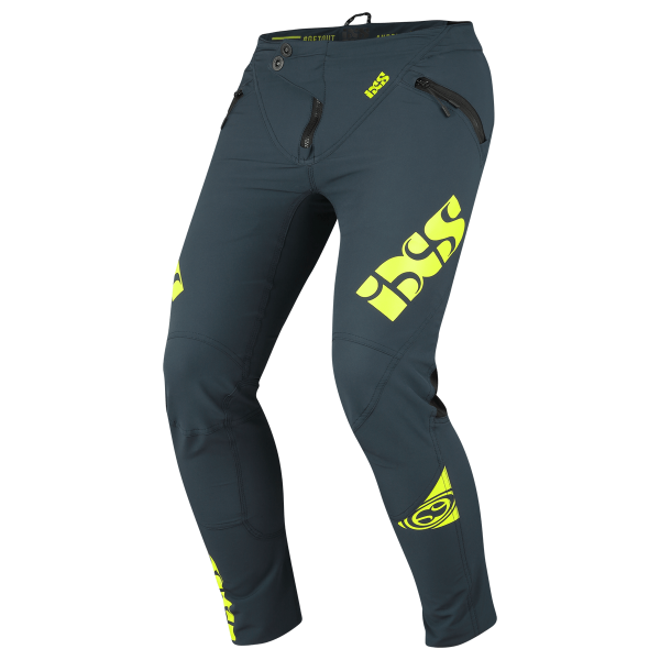 Trigger Pants marine-lime