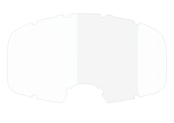 Injected Single Linse Transparent Standart