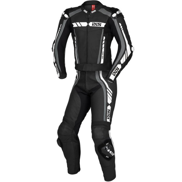 Sports LD Suit RS-800 1.0 2pc black-grey-white