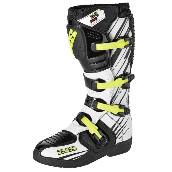 Boots Offroad XP-S2 white-black