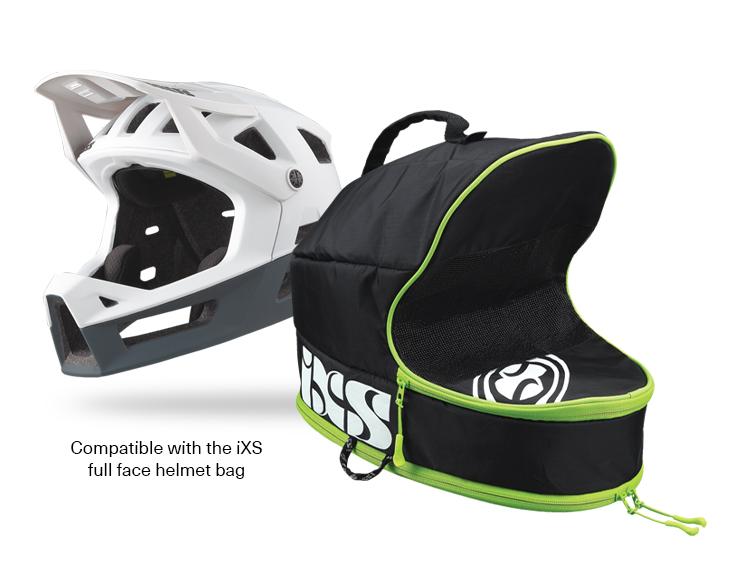 Trigger FF with helmet bag