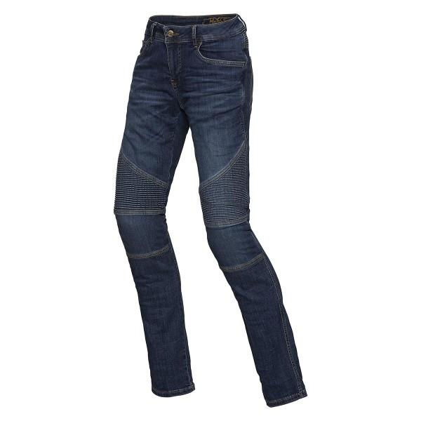 Jeans Classic AR Moto Damen blau