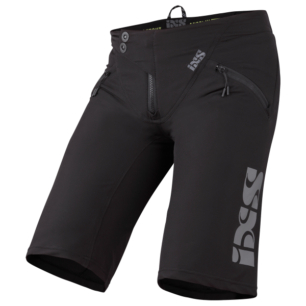 Trigger Shorts black-graphite