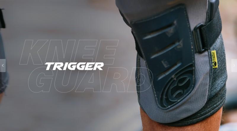 iXS TRIGGER KNEE GUARD Knieschoner Knieprotektor Mountainbike Enduro Downhill