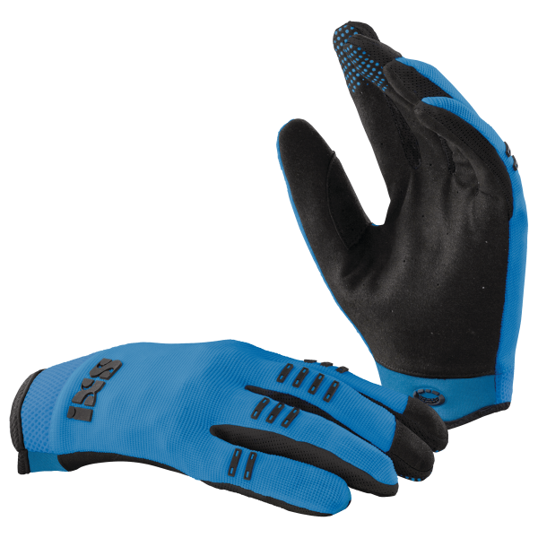 BC-X3.1 «Kids» gloves fluo blue