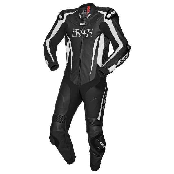 Sports Suit RS-1000 1pc black-white