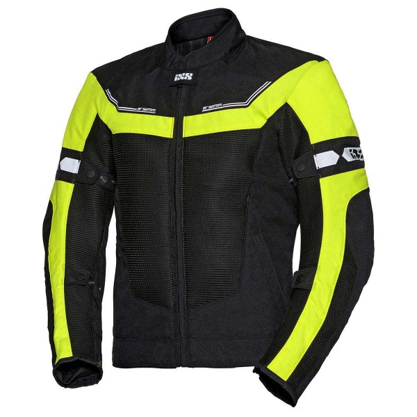 Jacket Sport Levante-Air 2.0 black-yellow fluo