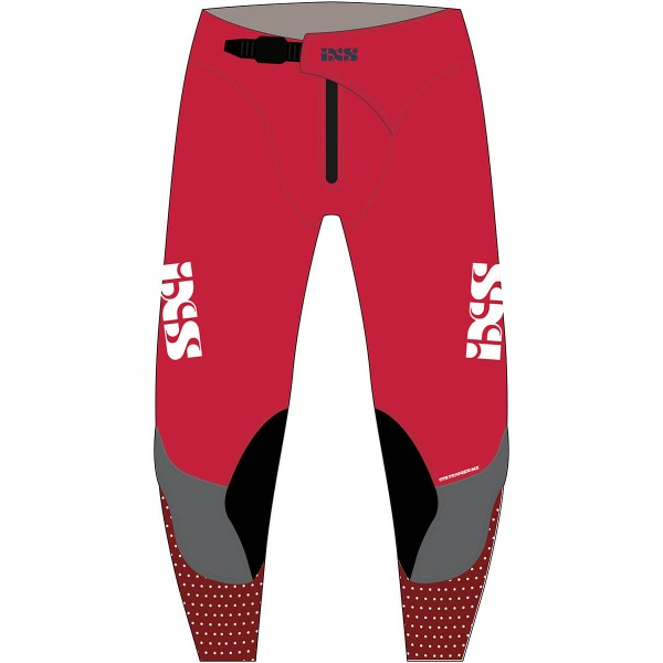 Trigger MX Pants luminous red-graphite