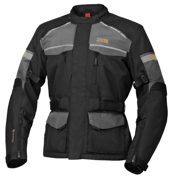 Jacket Tour Classic-GTX black-grey