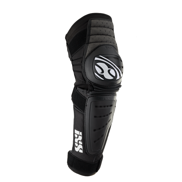 Cleaver knee-shin guard black