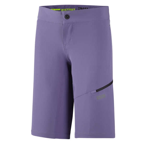 Carve Evo Women Shorts grape